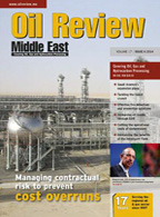 Oil Review Middle East 6 2014