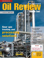 Oil Review Middle East 2 2017