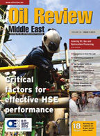 Oil Review Middle East 5 2015