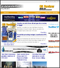 Oil Review Middle East e-newsletter