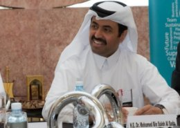 Qatar Minister of Energy awarded International Oil Diplomacy Man of the Year 2016