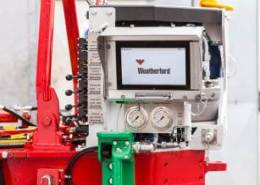 Weatherford introduces AutoTong system for increased operational efficiency