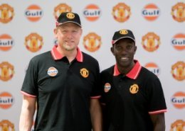 Gulf Oil Middle East launch SUV engine oil, unveiled by Manchester United legends
