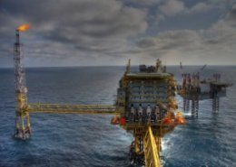 Libya's Bahr Essalam Phase 2 offshore gas project starts production