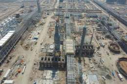 Sohar Refinery Improvement Project achieves safety milestone