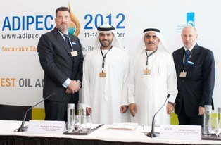 ADIPEC 2012 biggest ever