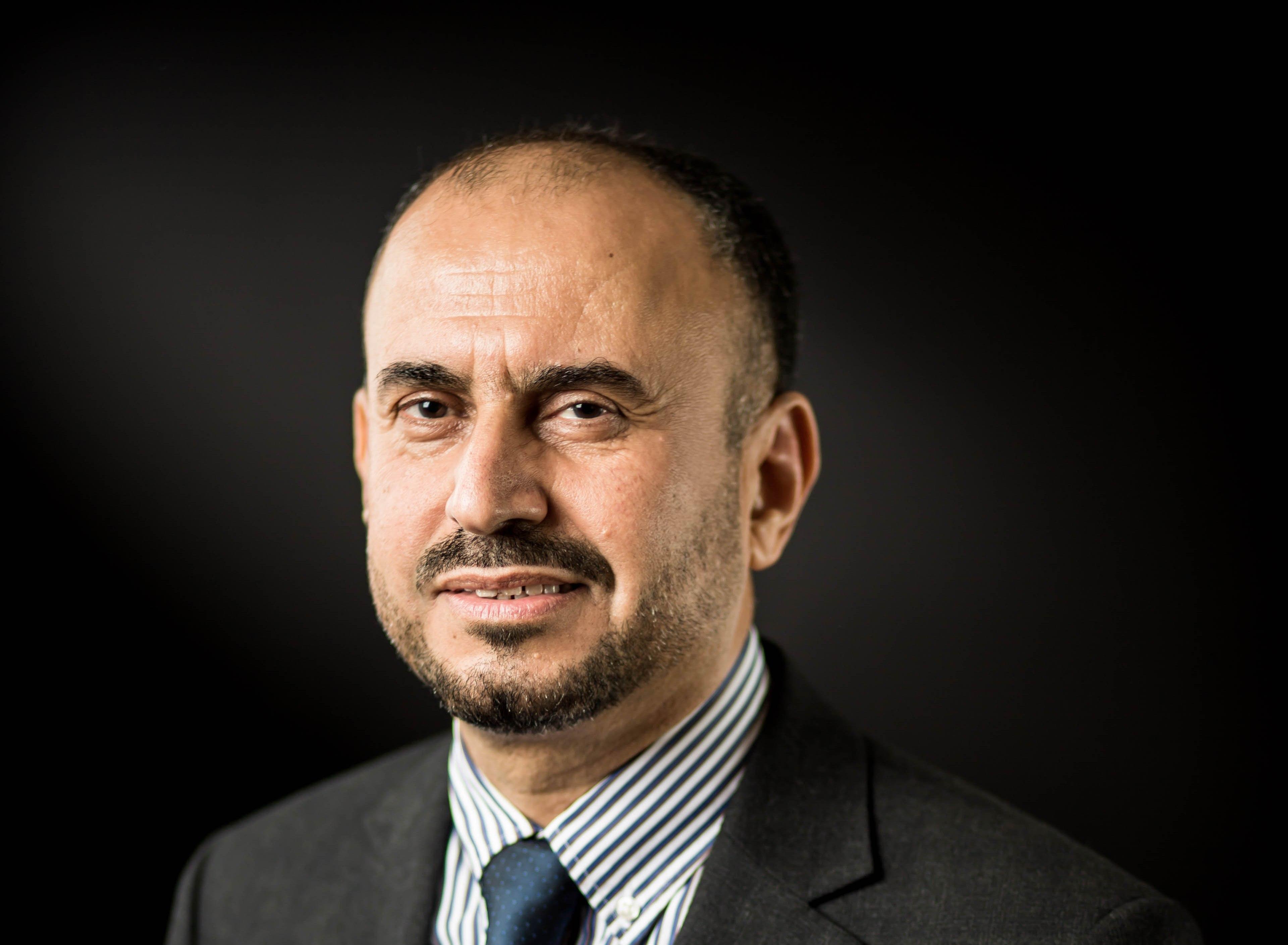 Ahmad Al Saadi Senior Vice President of Technical Services Aramco