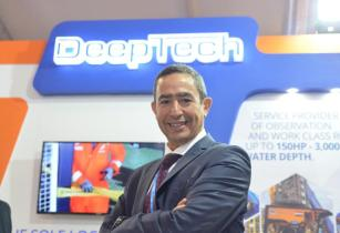 Ahmed Soliman Managing Director of DeepTech Oil Services