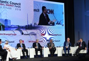 Atlantic Council Global Energy Forum returns to Abu Dhabi in January 2019