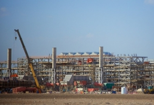 BP oman gas project