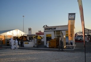 Caterpillar - ADIPEC 2012