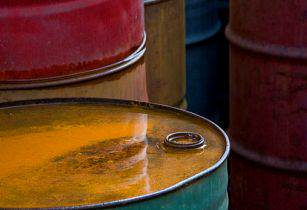 Colorful Oil Barrels - Lars Christopher Nttaasen - Wikimedia Commons