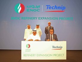 Technip Italy wins EPC contract for ENOC refinery expansion project