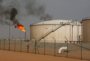 El Saharara oil field Libya oil and gas 2014