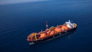 RasGas delivers first LNG cargo to Italy's Toscana FRSU