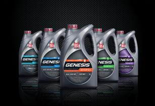 Genesis range black background