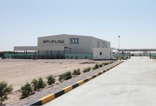 SPX Flow and WTE Wajdi Group sign JV agreement for mechanical equipment service centre in Southern Iraq
