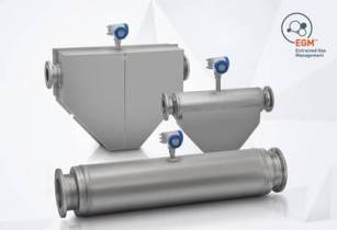 KROHNE introduces new large line size coriolis mass flow meters for oil and gas industry