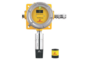 Uniphos KwikSense Smart Digital Gas Transmitter detects toxic and flammable gases