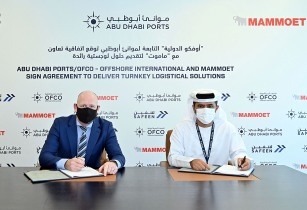 OFCO Mammoet signing