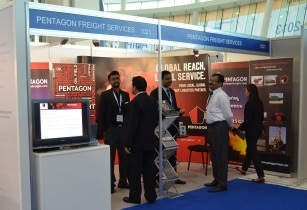 Pentagon Freight Services - ADIPEC 2012