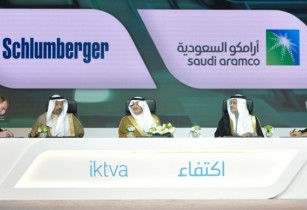 Schlumberger wins Aramco contracts for oil and gas well services
