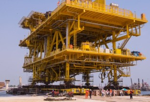 Saudi Aramco completes largest offshore tie in