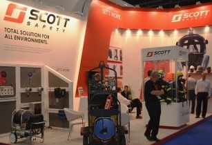 Scott Safety - ADIPEC 2012