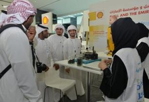 Shell-promotes-STEM-subject-study-ADIPEC-2014-EDIT