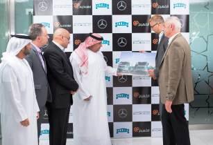 EMC and TITAN to showcase oilfield trucks at ADIPEC 2017