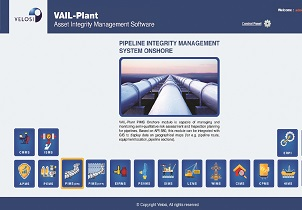 VAIL Plant Modular Approach Dashboard