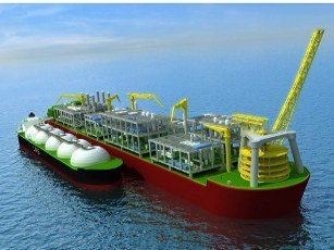 Shell_Floating_LNG_project