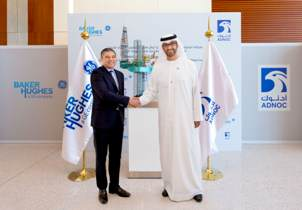 ADNOC and BHGE sign partnership to boost ADNOC Drilling's
