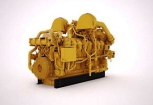Caterpillar Oil & Gas launches G3516J gas engine with water cooled