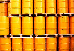 Yellow oil drums for web-Ulrich Mueller shutterstock