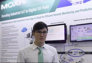 Moxa helps oil and gas customers to capitalise on the benefits of IIoT