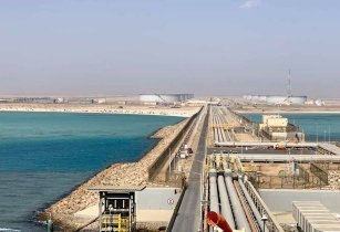 yanbu south terminal capacity